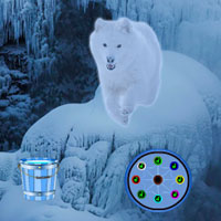 Free online flash games - Alaskan Winter Forest Escape game - WowEscape