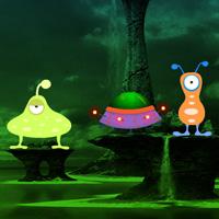Free online flash games - Alien Planet Escape game - WowEscape