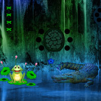 Free online flash games - Alligator Forest Escape game - WowEscape
