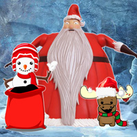 Free online flash games - Amazing Christmas Journey Escape game - WowEscape