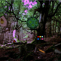 Free online flash games - Ancient Forest Escape game - WowEscape