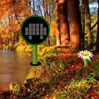 Free online flash games - Autumn Forest Lake Escape game - WowEscape