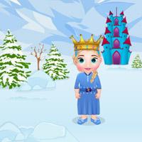 Free online flash games - Baby Elsa Escape game - WowEscape