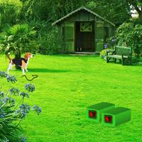 Free online flash games - Backyard Garden Escape game - WowEscape
