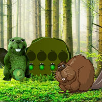 Free online flash games - Beaver Forest Escape game - WowEscape
