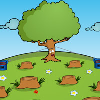 Free online flash games - Big Tree Escape game - WowEscape