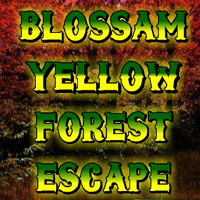Free online flash games - Blossam Yellow Forest Escape game - WowEscape