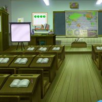 Free online flash games - Boarding School Escape game - WowEscape