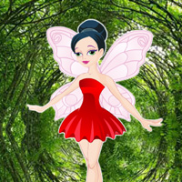 Free online flash games - Butterfly Girl Forest Rescue game - WowEscape