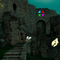 Free online flash games - Can You Escape From Abandoned Castle game - WowEscape