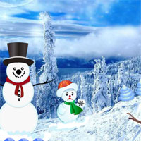 free online flash games christmas day forest escape game wowescape - Christmas Day Games