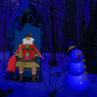 Free online flash games - Christmas Nightmare Escape game - WowEscape