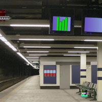 Free online flash games - City Metro Station Escape game - WowEscape