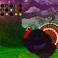 Free online html5 games - Country Turkey Forest Escape game