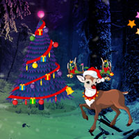 Free online flash games - Creepy Christmas Escape game - WowEscape