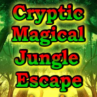 Free online flash games - Cryptic Magical Jungle Escape