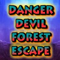 Free online flash games - Danger Devil Forest Escape game - WowEscape