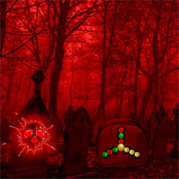 Free online flash games - Dangerous Red Forest Escape game - WowEscape