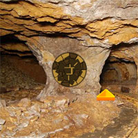 Free online flash games - Dirty Water Cave Escape game - WowEscape