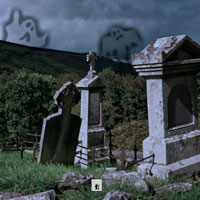 Free online flash games - Dusk Graveyard Escape game - WowEscape