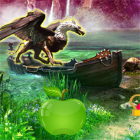 Free online flash games - Eagle Dragon World Escape game - WowEscape