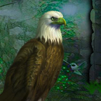Free online flash games - Eagle Fantasy Forest Escape game - WowEscape