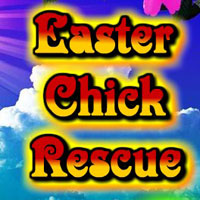 Free online flash games - Easter Chick Rescue