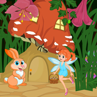 Free online flash games - Easter Fairy Escape game - WowEscape