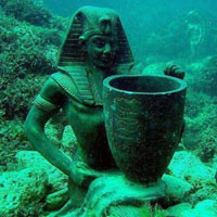 Free online flash games - Egyptian Underwater World Escape game - WowEscape