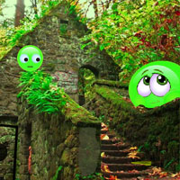 Free online flash games - Emoji Forest Escape game - WowEscape