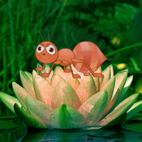 Free online flash games - Escape from Fantasy Ant Forest game - WowEscape