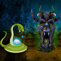 Escape from Fantasy Underground game - Play and Download free online flash games - at WowEscape