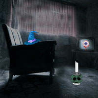 Escape from Forest Haunted House game - Play and Download free online flash games - at WowEscape