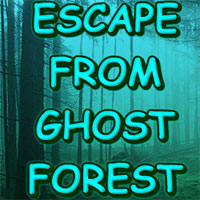 Free online flash games - Escape from Ghost Forest game - WowEscape