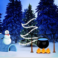 Free online flash games - Escape Game Christmas Tree game - WowEscape