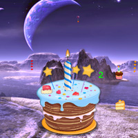 Free online flash games - Escape Game Christmas Cake game - WowEscape