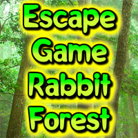 Free online flash games - Escape Game Rabbit Forest game - WowEscape
