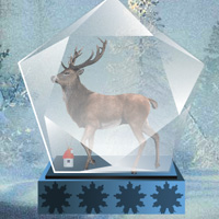 Free online flash games - Escape Game Save The Christmas Reindeers game - WowEscape
