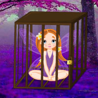 Free online flash games - Escape Game Save The Cinderella Fairy game - WowEscape