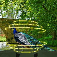 Free online flash games - Escape Game Save The Peafowl game - WowEscape