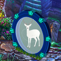 Free online flash games - Escape Game Save the White Deer game - WowEscape