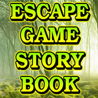 Free online flash games - Escape Game Story Book game - WowEscape