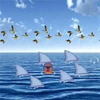 Free online flash games - Escape Journey 01 game - WowEscape