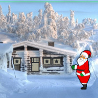 Free online flash games - Escape the Santa game - WowEscape