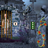 Escape Your Sister from Graveyard game info at