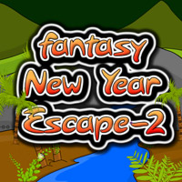 Free online flash games - Fantasy New Year Escape-2 game - WowEscape