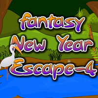 Free online flash games - Fantasy New Year Escape-4 game - WowEscape