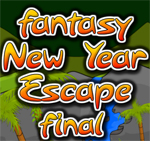 Free online flash games - Fantasy New Year Escape-final game - WowEscape