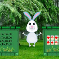 Free online flash games - Find The Bunny carrot game - WowEscape