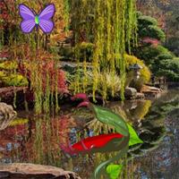 Free online flash games - Flashy Garden Escape game - WowEscape